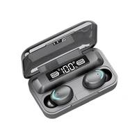 NEW Twins Wireless Mini Headset Bluetooth 5 0 Sport Headset Portable Charging Box Wireless Bluetooth Sports Earphones s