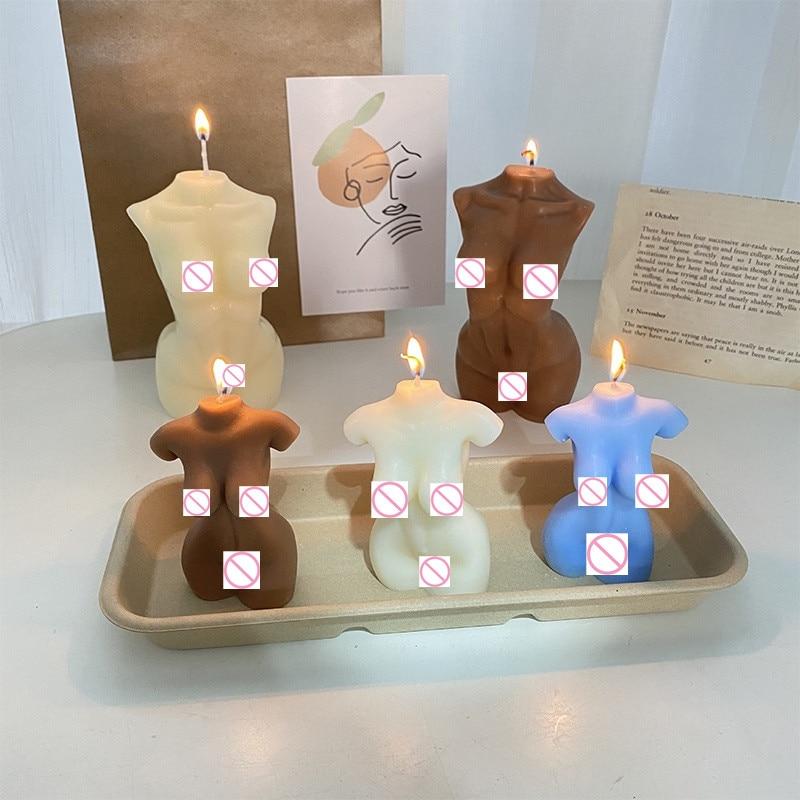 Ароматизированные свечи для домашнего декора, ароматические свечи для ароматерапивечерние, беспламенные Свечи для дня рождения, свадьбы, Д...