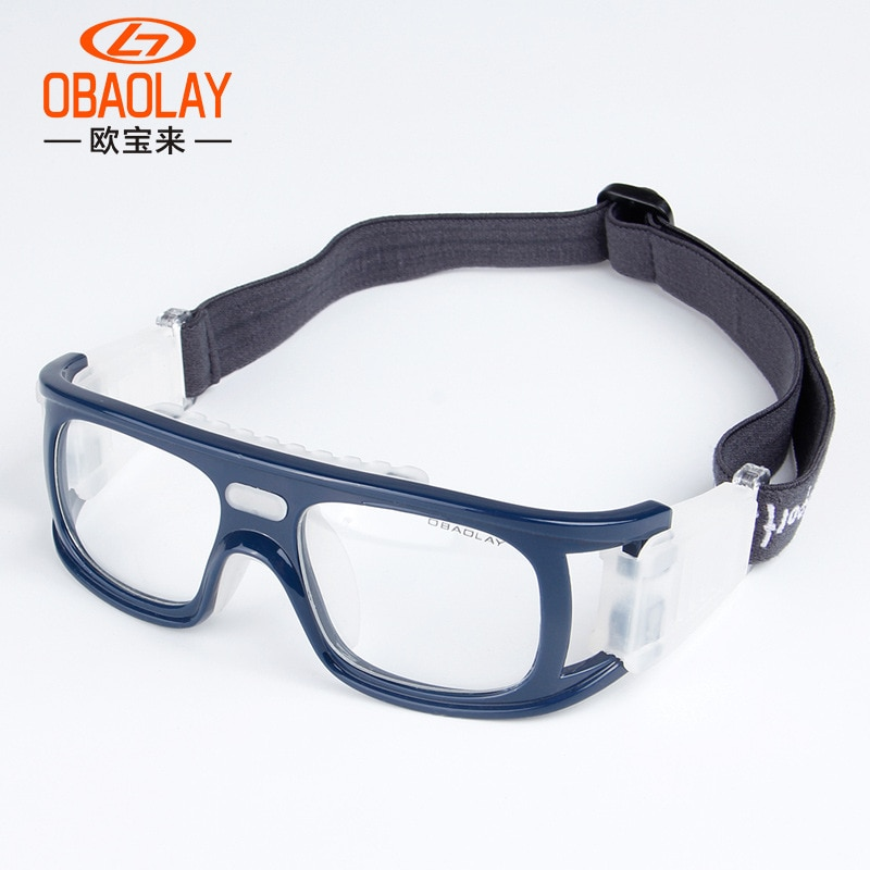 OBAOLAY  Genuine Sp0867 Outdoor Basketball Football Badminton Impact Protection Glasses Sunglasses  Cycling Glasses  Goggles
