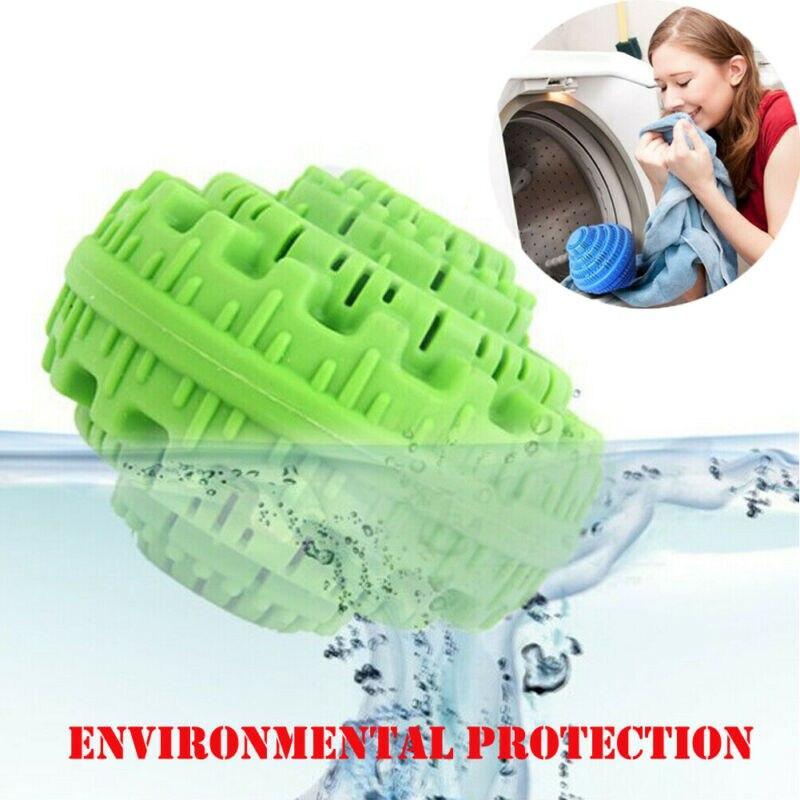 1PC Washing Ball Magic Laundry Ball No Detergent Wash Wizard Style Washing Machine Lint Catcher Lint Removers