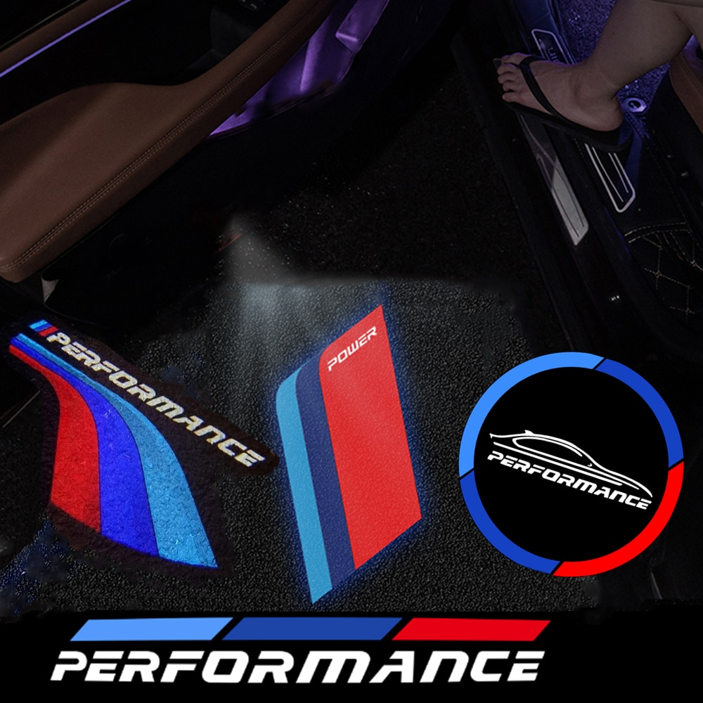 AliExpress - 2X Led Car Door Light Logo Laser Projector Welcome lamp FOR BMW E84 E87 X5 E70 F25 E90 E91 F01 F02 E60 E61 F10 F15 F30 M3 M5 E64