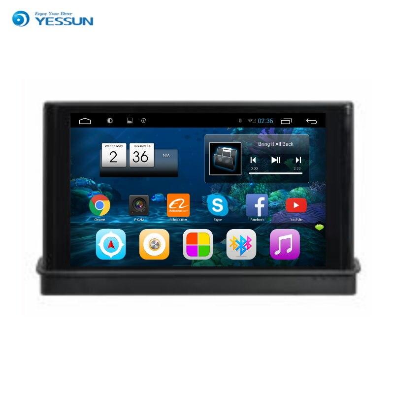 Автомобильный медиаплеер YESSUN, Android, система для Audi, A3, 2014 ~ 2016, радио, стерео, GPS, навигация, мультимедиа, аудио, видео