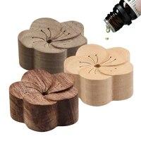 Diffuseur dhuiles essentielles en bois  encens  diffuseur daromatherapie pour voiture  rafraichissant  aide au sommeil  decoration de maison