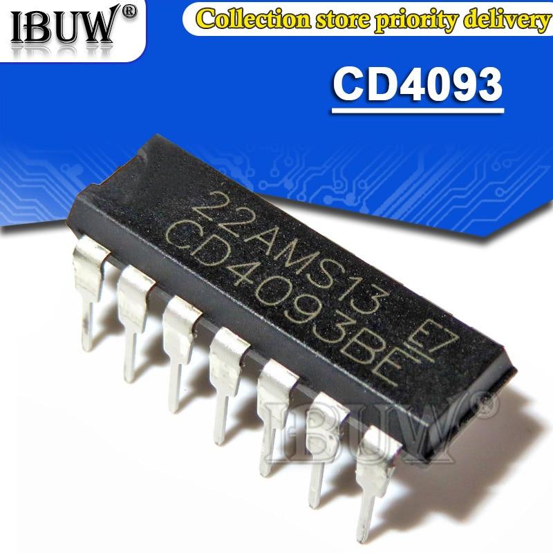 10pcs-cd4093be-dip-cd4093-dip-14-cd4093bd-dip14