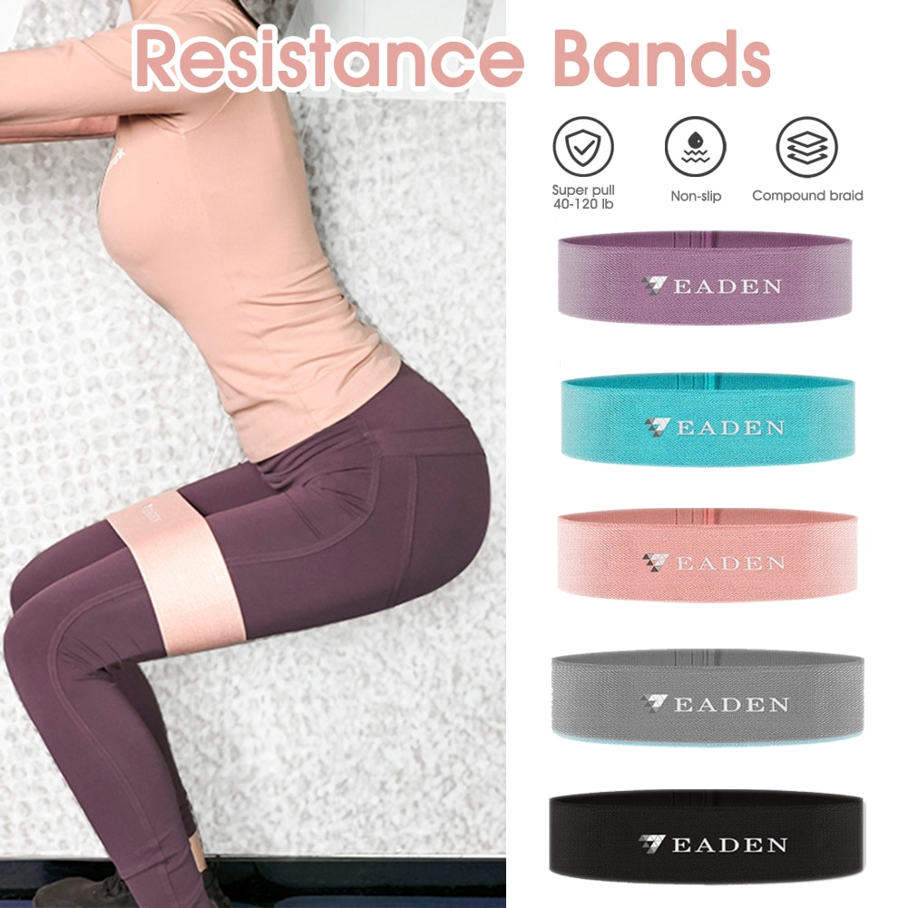 Yoga Stretch Resistance Band Pilates Latin Training Bands Loops Strap No Peculiar Smell Muscles Massage Physical Therapy yoga elastic stretching strap with loops exercise straps for physical therapy pilates ballet hamstring stretch bands