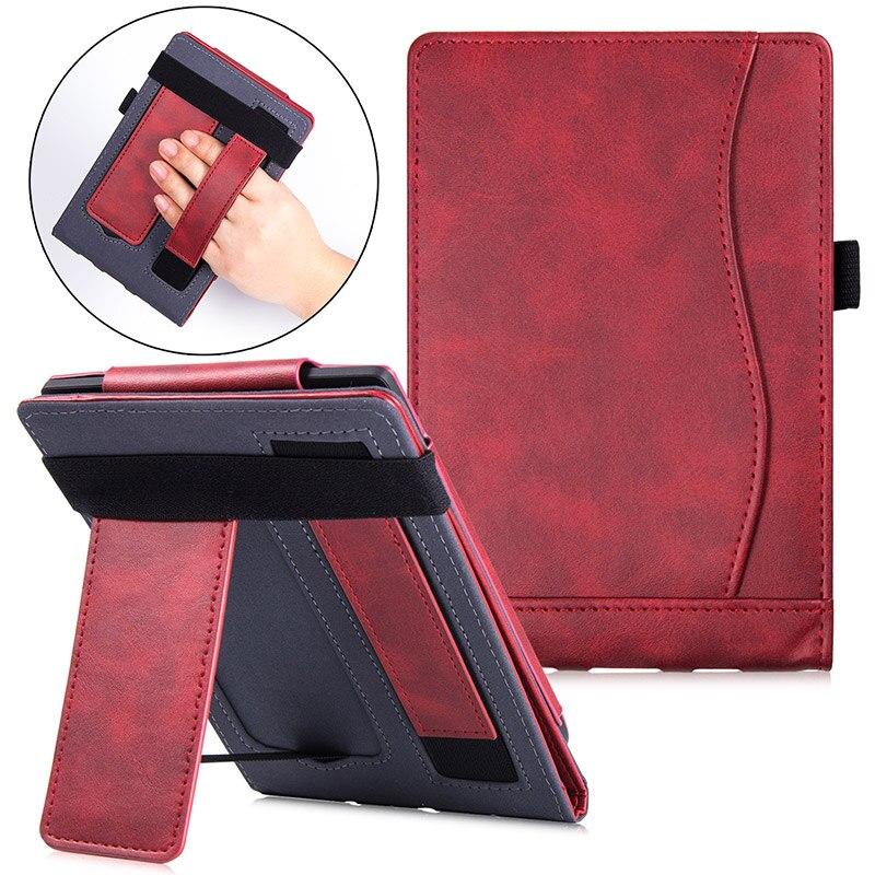 AROITA Fall für Pocketbook 740 InkPad 3 e-buch (Modell PB740) -Premium PU leder Stehen Abdeckung mit Hand strap und Auto-Sleep/W