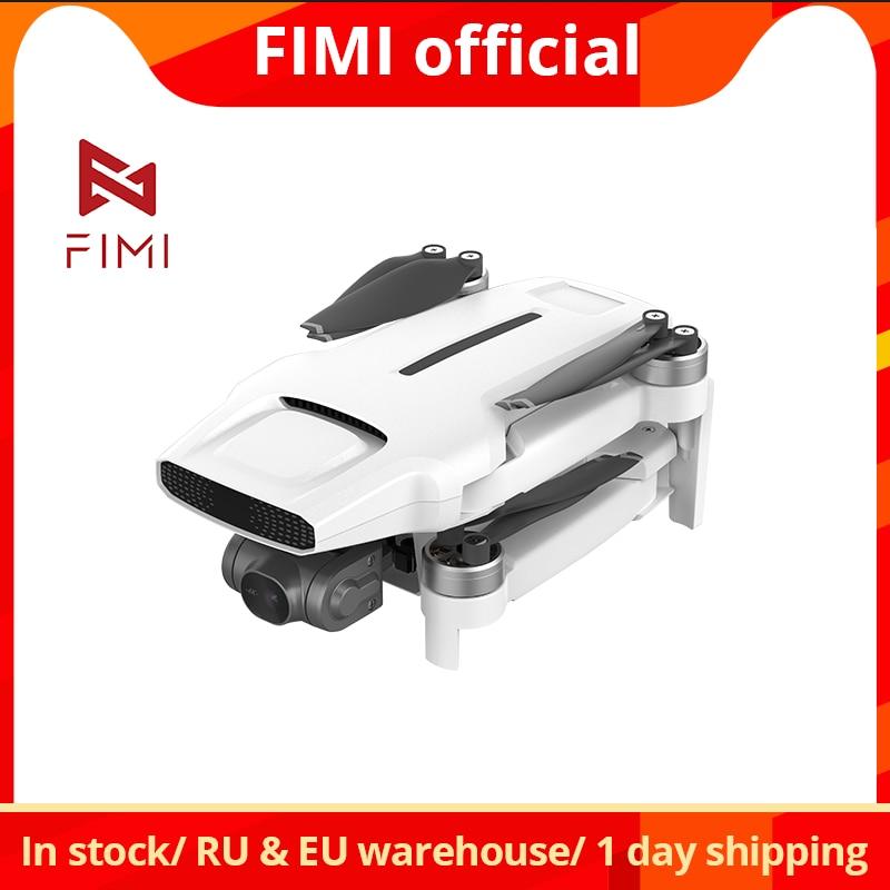 طائرة FIMI X8 كاميرا صغيرة بدون طيار كوادكوبتر RC هليكوبتر 8 كجم FPV 3 محاور Gimbal 4K كاميرا لتحديد المواقع RC بدون طيار كوادكوبتر RTF طائرة صغيرة بدون طي...