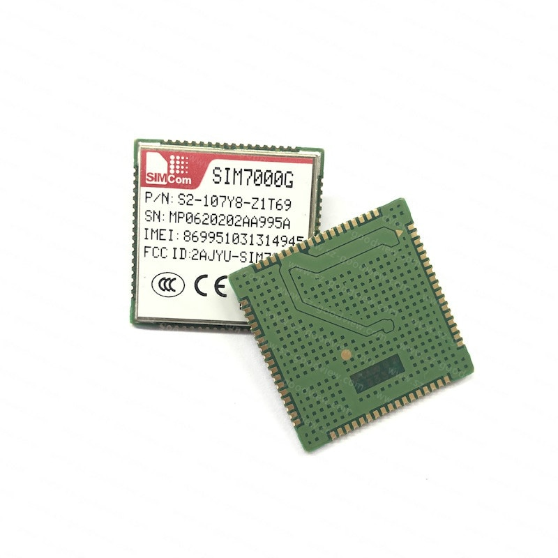 10pcs Simcom Mobile Module SIM7000E Cat-M NB-IoT GSM Sim7000 Dual-Band GPRS/EDGE IOT M2M Wireless Modules enlarge