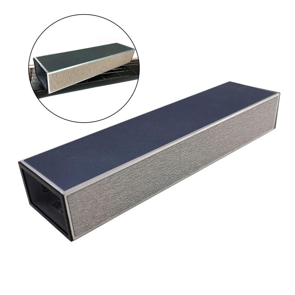 Guitar Bass Beam Aluminum Fret Leveling File Sandpaper DIY 400-1200 Grit Beam Luthier Sandpaper Protector Guitar Luthier Tools