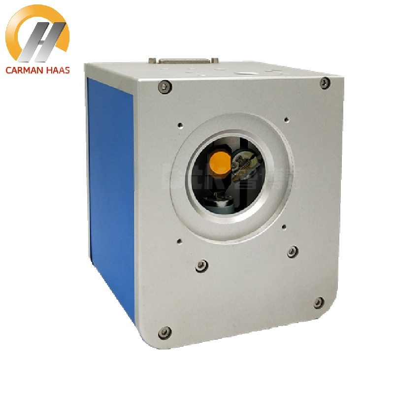 CO2 Laser Galvanometer Scanner Head 16mm 20mm XY2-100 with Power Supply & Cables enlarge