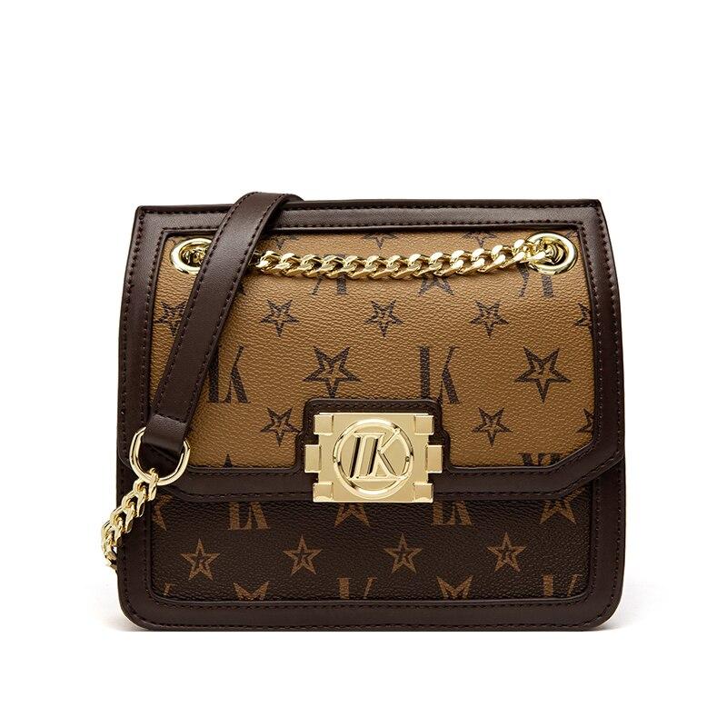حقيبة كتف جلدية عتيقة للنساء ، حقيبة كتف للهاتف الخلوي ، للاستخدام اليومي ، محفظة