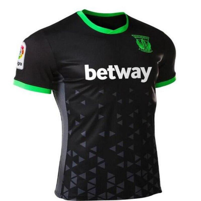 20 21 Deportivo Leganes Camiseta De fútbol camisas casuales 2020 Camiseta del...