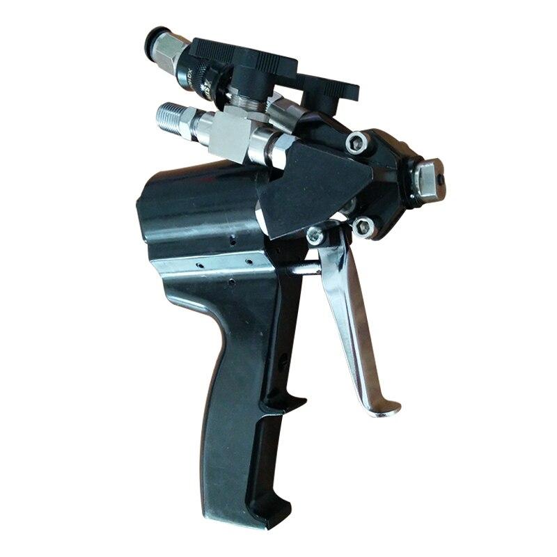 P2 البسيطة دليل البولي يوريثين التعقيم رغوة بندقية توسيع بو رذاذ بندقية