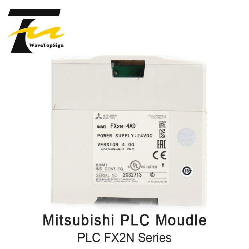 ميتسوبيشي وحدة FX2N-4DA 2DA 4AD-PT TC 1PG 8AD 32CCL 5A 2LC 1HC
