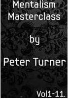 11 volumen Set de Peter Turner eBooks descargar trucos de magia