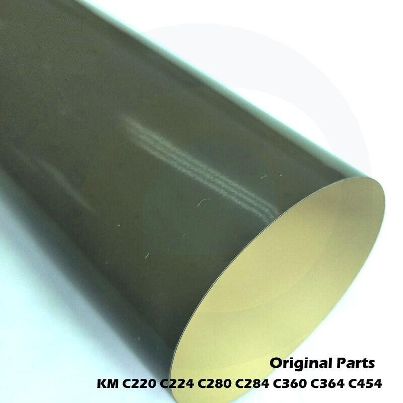 Original nuevo para Fuser. Película de funda para Konica Minolta Bizhub C220 C224 C280 C284 C360 C364 C454 serie KM-C220-FFS