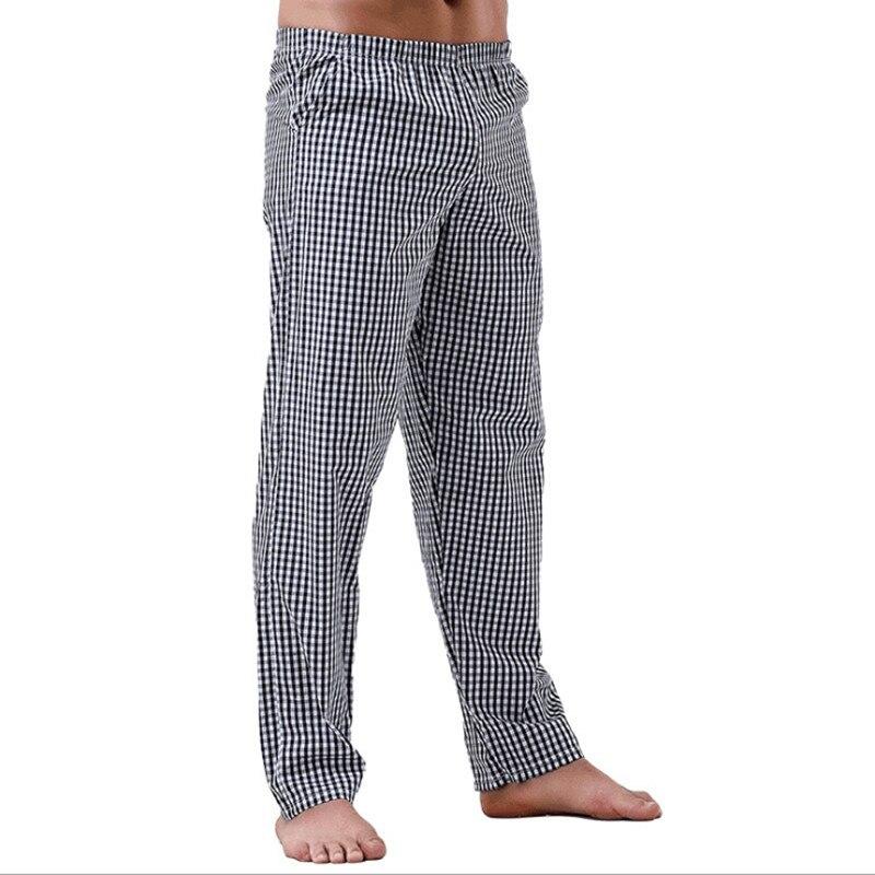 Оптовая продажа мужские эластичные и удобные длинные брюки хлопковая ткань