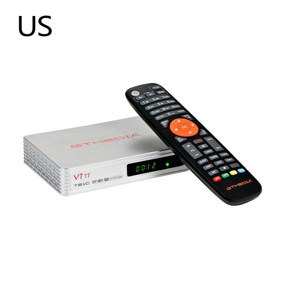 GTmedia V7 TT terrestre receptor 【TT PRO actualización Version】 H.265 DVB-T2 receptor...