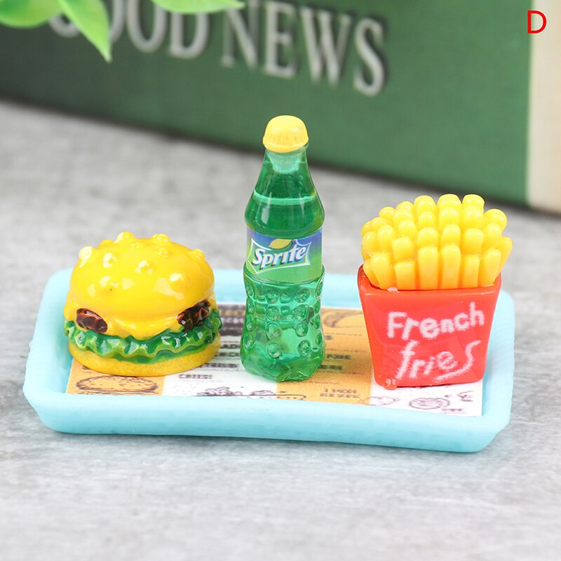 1/2/3/5/7/10pcs 1:12 Dollhouse Miniature Mini Food Drinks Bottles Model Dolls Kitchen Accessories Pretend Play Toy Gifts