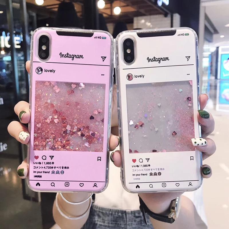 Чехол для Huawei Honor 20s 20 8X 10i 20i P30 P20 Lite Nova 5T 3 3i 4 5 Pro P Smart Plus Z Y6 Y7 Y9 2019 блестящий чехол с зыбучим песком
