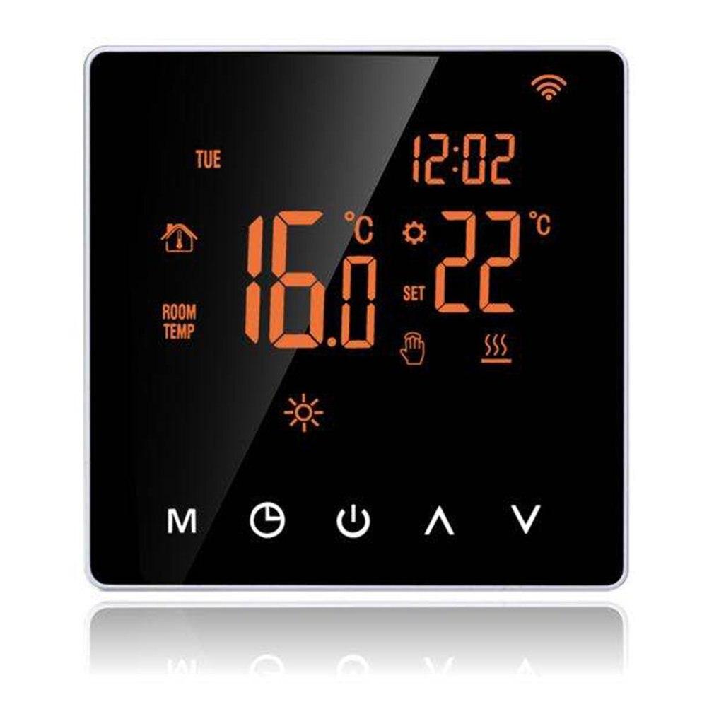 ME81H/ME88H/ME83H 3A/16A أداة تحكم في درجة الحرارة بالترموستات الكهربائية ترموستات لتدفئة الأرضية الذكية غرفة ترموستات