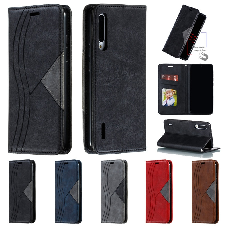 Чехол для xiaomi mi A3, xiaomi mi, A3, флип-кейс, чехол для Samsung, Xio mi xiaomi mi, A3, 3, mi 10, красный, mi 8, 8A, Note 8T, 7, 8 Pro, чехол Etui