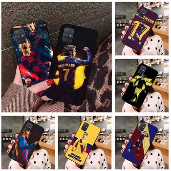 KPUSAGRT футбол Gretzmann чехол для телефона Samsung Galaxy A21S A01 A11 A31 A81 A10 A20E A30 A40 A50 A70 A80 A71 A51