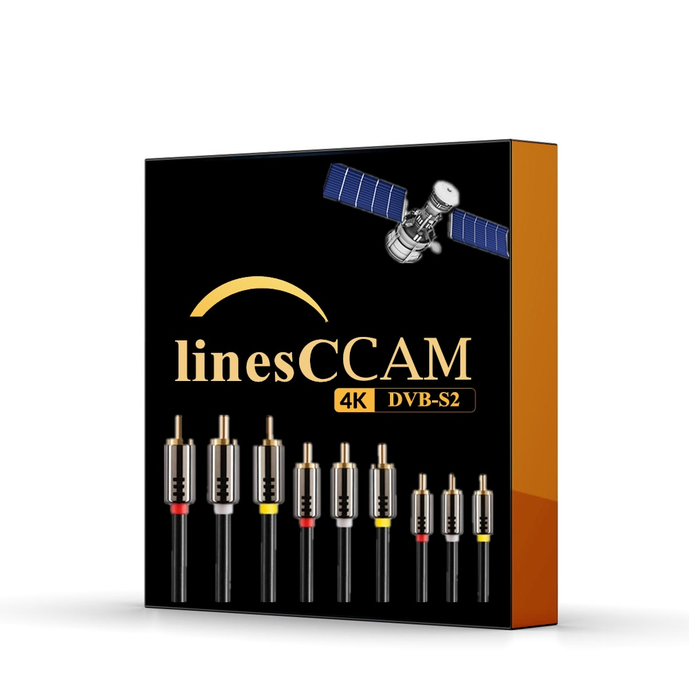 Best Stable CCCAM TV Receiver AV Cable line in europe cline egygold 7 lines Freesat ccam cline for D