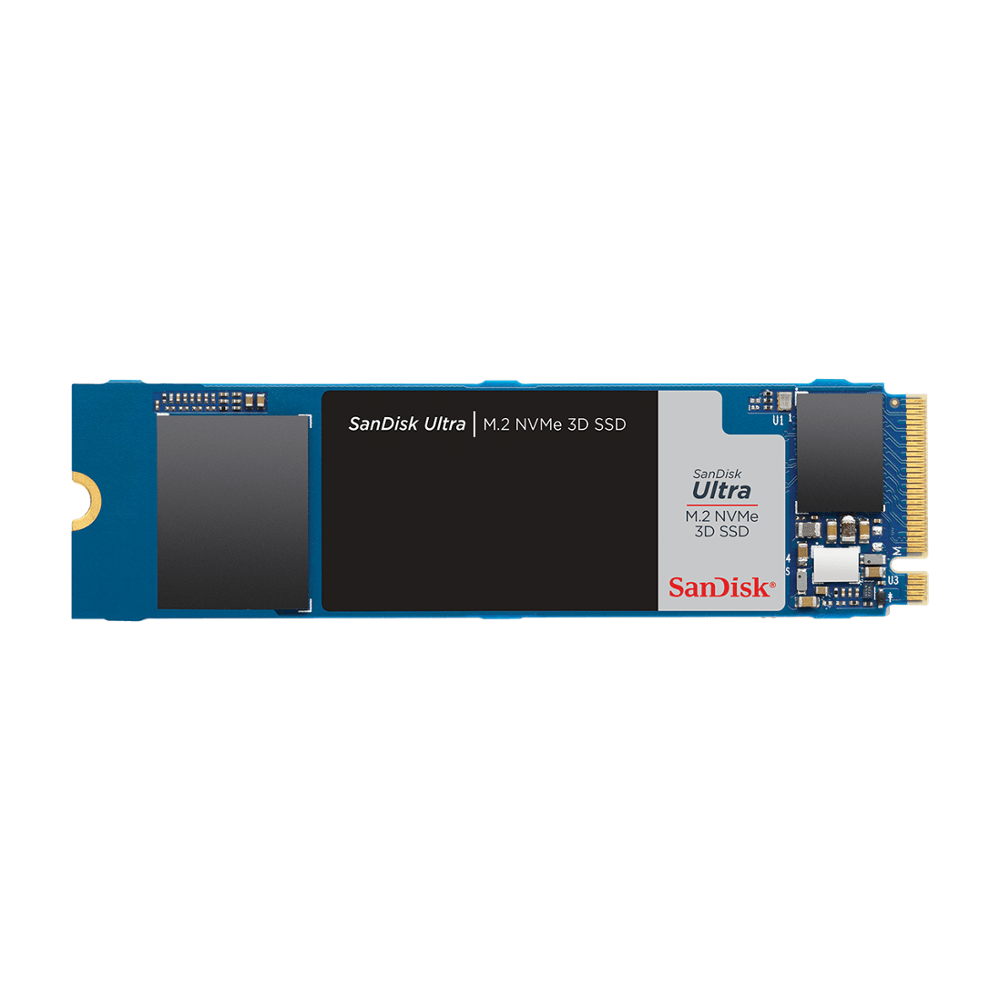 SanDisk Ultra 3D SSD M.2 NVMe 250GB 500GB 1TB 2TB SDSSDH3N-250G-G25 2400MB-1950 MB/s Nv UP 2280 HDD for Laptop Desktop enlarge