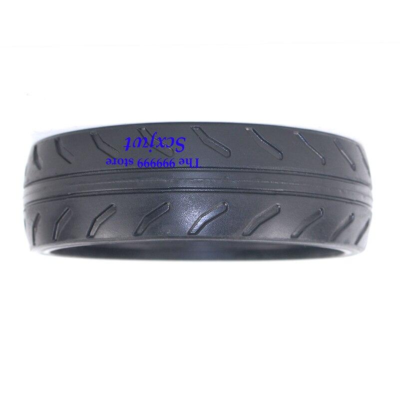 Neumático sólido de 4,5 pulgadas para motor auto equilibrio tablero scooter neumático balanceado auto equilibrio eléctrico
