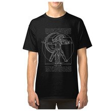 Swag Male Alien T-shirt Vitruvian Hunters T Shirt Brand New Short Sleeve Design Cotton Crew Neck Mens TShirt Father Day Gift