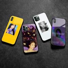 Ui Lee Ji-eun Kpop chica TPU de silicona suave cubierta de la caja del teléfono Shell para iPhone 6 De Apple 6s 6 7 8 Plus X XR XS 11 Pro MAX