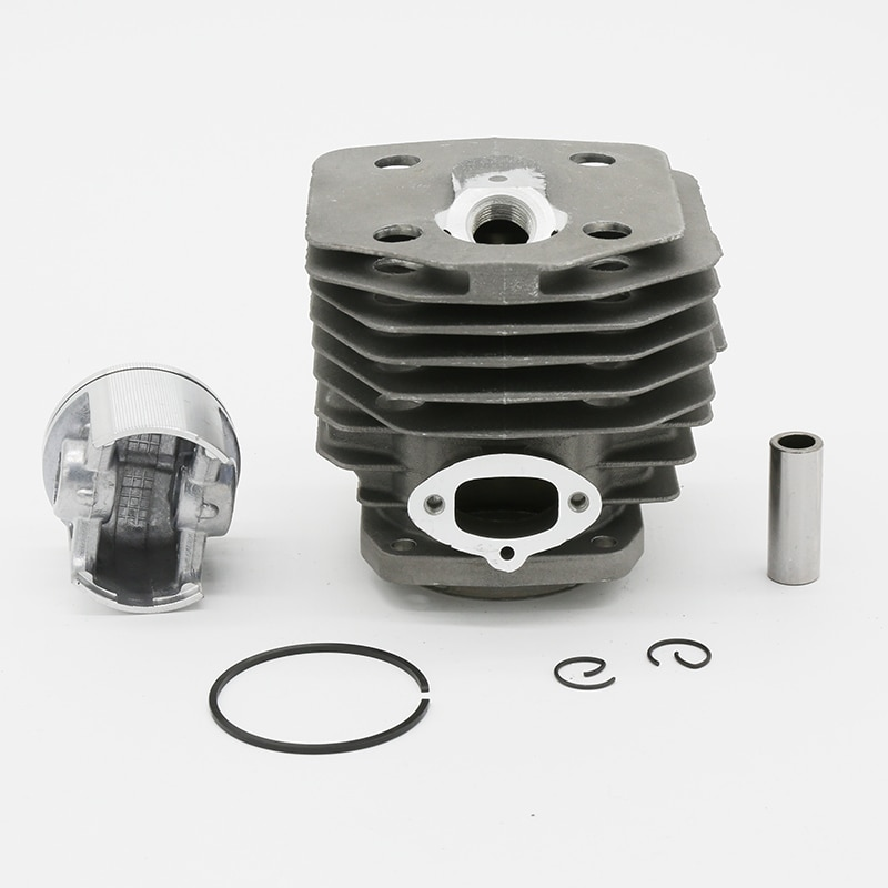 45MM Cylinder Piston Set Fit For Husqvarna 154 154XP 254 254XP XP Gas Chainsaw Replacement Spare Parts 503503903 503503901