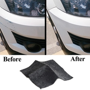 Image 5 - Инструмент для ремонта царапин в автомобиле, тканевая нано материальная поверхность, тряпки для автомобисветильник, средство для удаления царапин, потертости для автомобильных аксессуаров