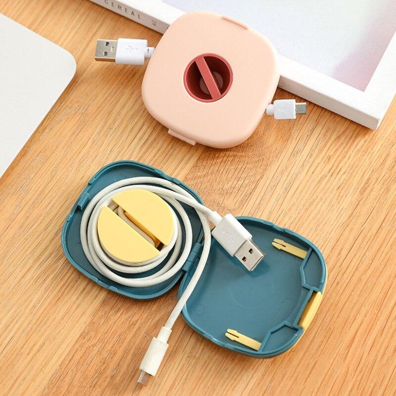 scatola-di-immagazzinaggio-del-cavo-dati-avvolgicavo-girevole-portatile-multiuso-con-supporto-per-telefono-cellulare-organizzatore-di-cavi-per-auricolari