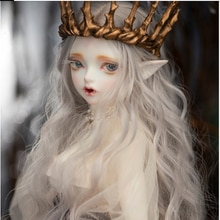 BJD doll doll 1/4 Hwayu Vampire Elf body joint doll doll give eyes