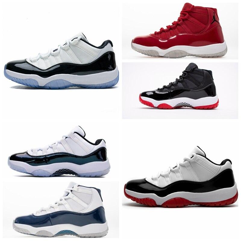 -Zapatillas de deporte zapatillas de baloncesto aire aj11 Retro 11 de AJ...