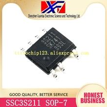 10Pcs/Lot SSC3S211 3S211 SOP-7 New In stock