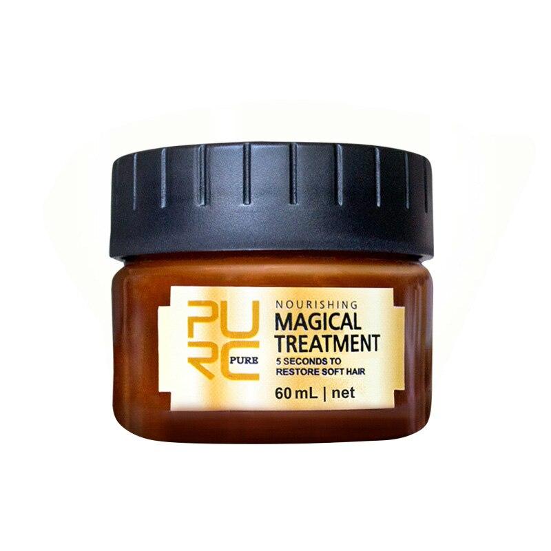 5 segundos repara la máscara de cuidado del cabello de proteína milagrosa repara el daño restaura el cabello suave nutre la queratina tratamiento para el cuero cabelludo y el cabello TSLM