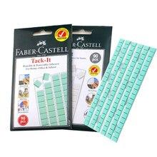 Faber Castell arcilla de pegamento sin clavos cinta adhesiva de doble cara sin marcar póster Pared de fotos pegamento necesidades diarias 187092