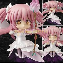 anime cute puella magi madoka magica kaname madoka pvc doll action figure model collection 10cm#258 Toy