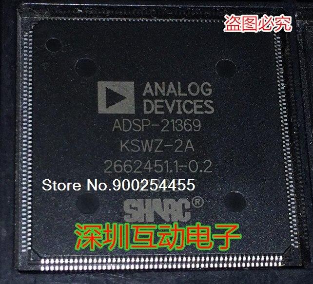 ADSP-21369KSWZ-2A ADSP-21369KSWZ-1A QFP176 1pcs lot adsp 21375kswz 2b adsp 21375 adsp 21375kswz lqfp208 new original