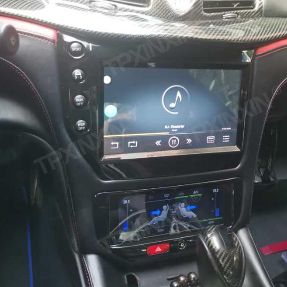 TPXINXIN-لوحة تحكم رقمية AirCon AC/C ، لـ Maserati GT/GC GranTurismo ، 2007 - 2017