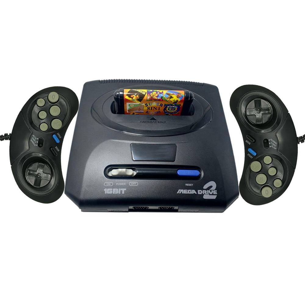 2019 nuevo Retro Mini consola de videojuegos TV controlador Original Sega MegaDrive...