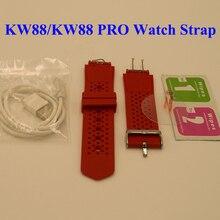 Kingwear kw88 kw88 pro akıllı saat askısı orijinal saat kayışı saat smartwatch giyilebilir cihazlar saat kayışı akıllı aksesuar