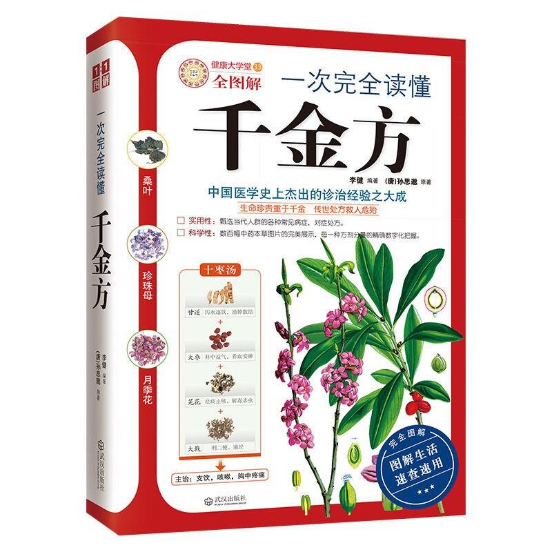 Полное понимание «Цзинь» одновременно, точная Оцифровка каждого рецепта, изучение китайской медицины