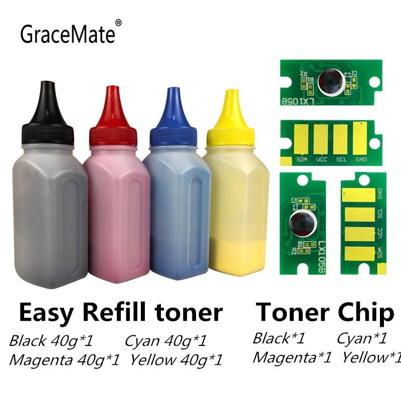 5A тонеры и чип совместим с Fuji Xerox DocuPrint CM315 CM315z CP315 CP315dw принтер CT202610 CT202611 CT202612 CT202613