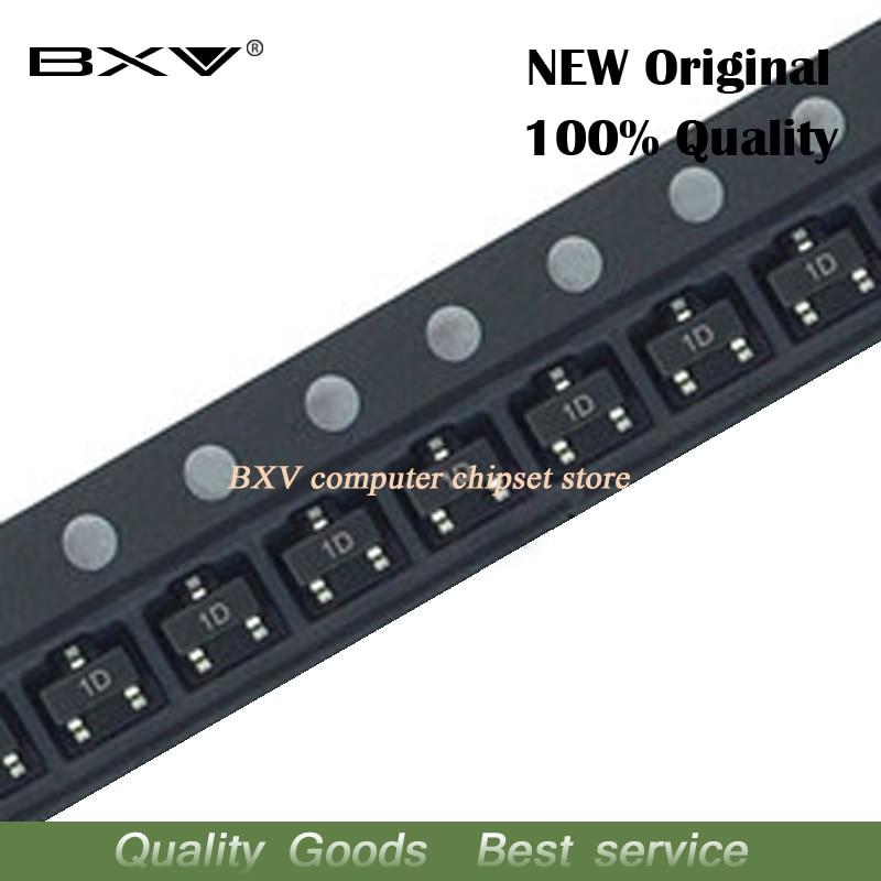 100 Uds MMBTA42 SOT23 A42 SOT MMBTA42LT1G SMD 1D SOT-23 3B nuevo SMD transistor