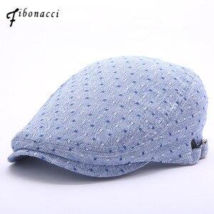 Fibonacci Hats For Women Men Newsboy Cap Adult Cabbie Ivy Flat Cap Summer Outdoor Casual Fashion Beret Cotton Driving Hat