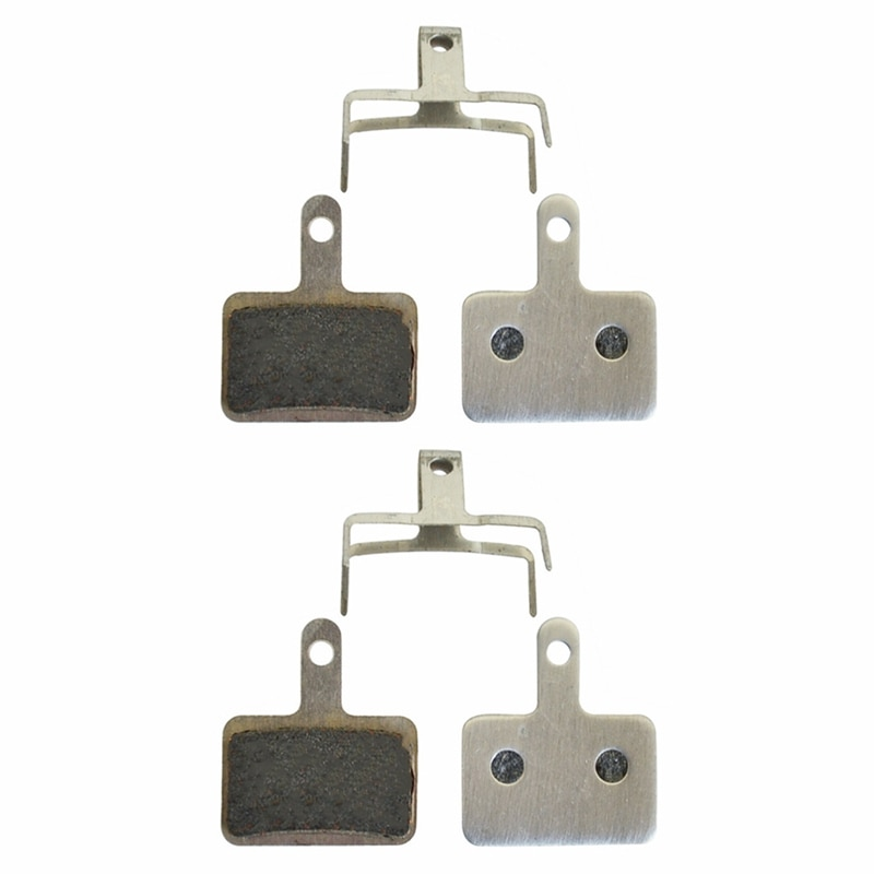 2 pares de almohadillas para Shimano B01S M515 M515-La M515-La-M M525 Nexave C501 C601Non-Series M375 M395 M415